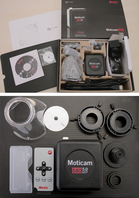 MOTICAM 580