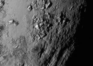 la surface de Pluton - © www.nasa.gov