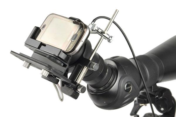 Adaptateur smartphone 65mm/47mm pour LADP945
