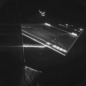 Rosetta à 50km de la comète 67P/C-G